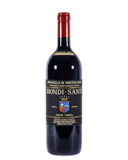 Biondi Santi Brunello di Montalcino 2007 DOCG | Najlepšie-Vína.sk