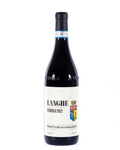 Produttori del Barbaresco Nebbiolo Langhe 2012 Piemonte DOC | Najlepšie-Vína.Sk