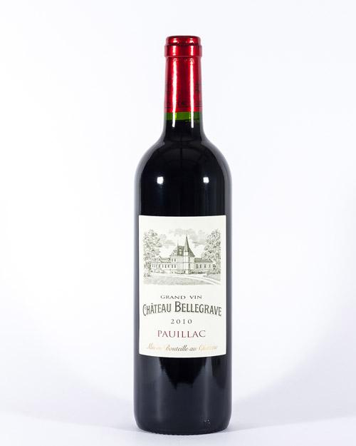 Château Bellegrave Pauillac Cru Bourgeois 2010 | Najlepšie-Ví