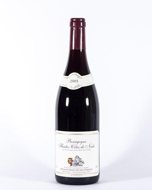 Domaine Naudin Ferrand Hautes Côtes de Nuits 2005