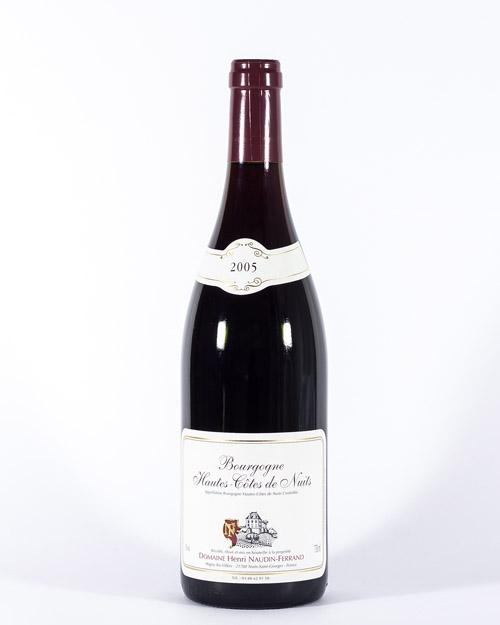 Domaine Naudin-Ferrand Hautes-Côtes de Nuits 2005 | Najlepšie-