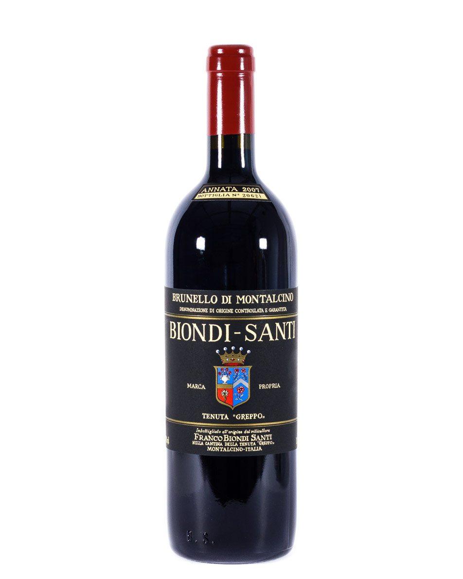 """Biondi-Santi Tenuta """"Greppo"""" Brunello di Montalcino """"Annata"""" 200"""